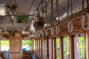 猫カフェ列車イメージ